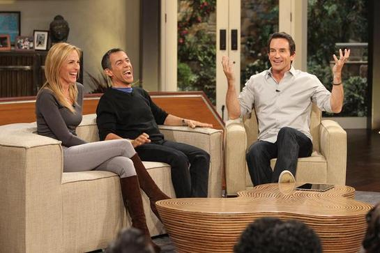 Marlee Matlin on the Jeff Probst Show