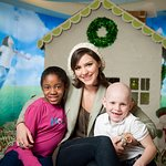 Katharine McPhee Supports Charity Walk For St. Jude