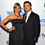 Cameron Diaz And Leonardo DiCaprio Attend TAG Heuer Charity Event
