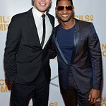 Exclusive: Usher Attends Pencils Of Promise Gala