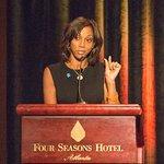 Holly Robinson-Peete Speaks At Hope Flies Health Series