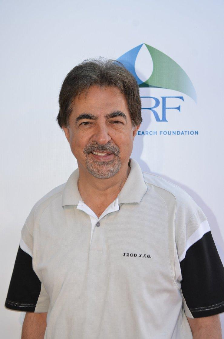 Joe Mantegna at Celebrity Golf Classic