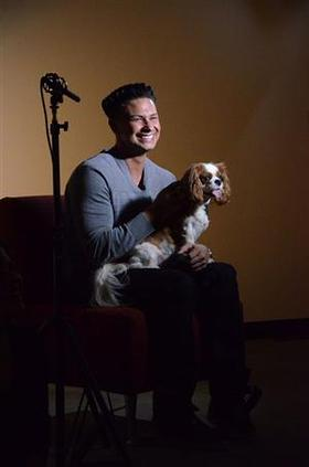 Pauly D Supports ASPCA Sandy Appeal