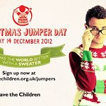 Stars Put Their Best Jumpers On For Save The Children