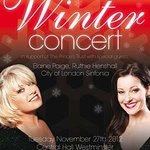 Elaine Paige To Headline Huawei Winter Concert