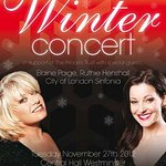 Elaine Paige To Headline Huawei Winter Concert