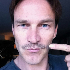Stephen Moyer's Mo