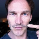 True Blood's Stephen Moyer Grows A Mo For Charity