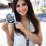 Exclusive: Victoria Justice Talks Charity With Look To The Stars