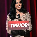 Katy Perry Honored At Trevor Live