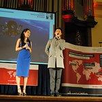 Han Geng Motivates Aspiring Chinese Business Leaders