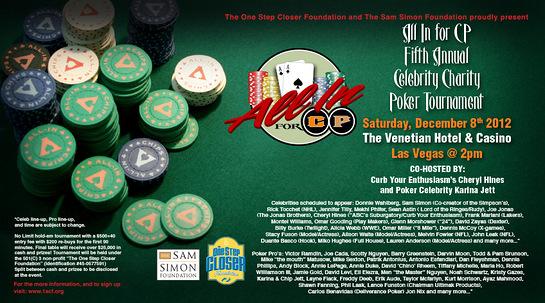 One Step Closer Foundation Poker