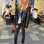 Ashley Tisdale Visits After School Enrichment Program