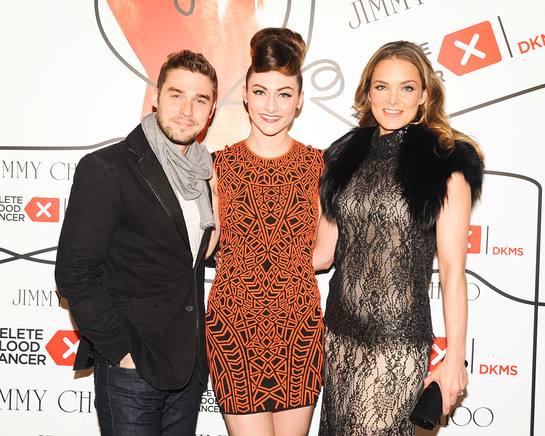 Karmin and DKMS Celebrate the Gift of Life at the New Museum in NYC