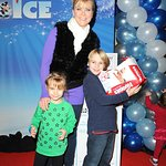Stars Donate Diapers At Disney On Ice Dare To Dream Premiere