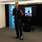 An Evening With Pau Gasol For UNICEF