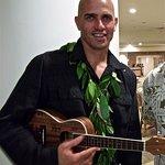 Jack Johnson Joins Surf Legends To Sign Ukulele For Charity