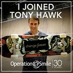 Tony Hawk To Launch New Video For Operation Smile