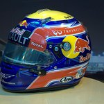 Formula 1's Mark Webber Auctions Helmet For Charity
