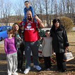 Scott L. Schwartz Spends Holiday Spreading Cheer And Good Will