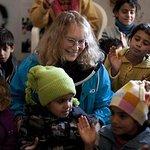 Mia Farrow Blogs From Lebanon