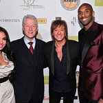 Richie Sambora Joins Bill Clinton And Kobe Bryant For Step Up On Vine