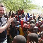 Michael Sheen Visits Chad With Soccer Aid