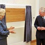 Prince Charles Visits Macmillan Cancer Centre