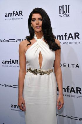 Ashley Greene at amfAR Gala
