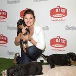 Tiffani Thiessen emBARKs On Pet Health