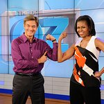 Michelle Obama To Talk Fitness And Nutrition With Dr. Oz
