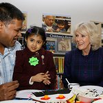 Duchess Of Cornwall And James Patterson Get Dads Reading