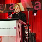 Elton John Raises $6 Million For Charity At Oscar Viewing Party