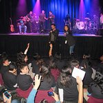 Juanes Gives After-School All-Stars Private Soundcheck