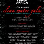 FACE Africa's 4th Annual Clean Water Gala