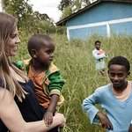 Hilary Swank Visits Ethiopia To Learn About Education Opportunities