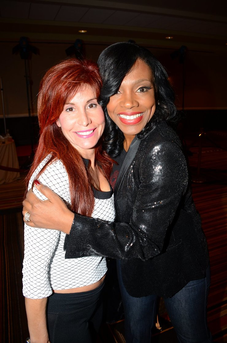 Suzanne DeLaurentiis and Niecy Nash