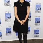 Salma Hayek Pinault Speaks Out Against Violence Against Women With Avon Foundation