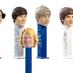 One Direction And Jessie J Become Pez Heads For Charity