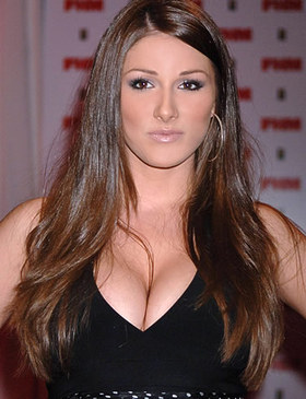 Lucy Pinder Charity Work Causes Look To The Stars