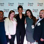 Halle Berry Attends Film Screening For Friends Of 9-1-1 Fundraising Campaign