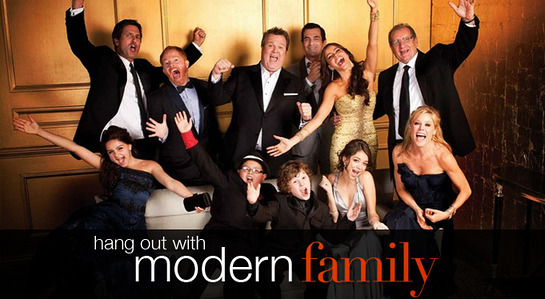 Hang Out With Modern Family
