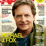 Michael J. Fox Opens Up To AARP Magazine About Parkinson's