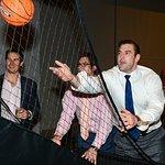 Todd Herremans Holds Hoops For Help Event
