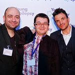 Peter Andre Attends Young Epilepsy Champions Awards