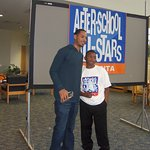 After-School All-Stars Award Atlanta Hawks Guard Devin Harris Hoop Hero