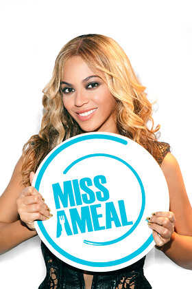 Beyonce Supports The Miss A Meal Campaign