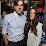 Zachary Quinto And Alanis Morissette Attend Kiehl's Earth Day Event