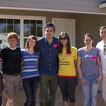 Photos: John Mayer Builds Homes For Veterans