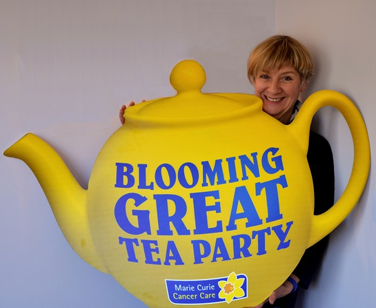 Victoria Wood and the Blooming Great Tea Party